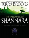 The Talismans of Shannara (eBook): Heritage of Shannara Series, Book 4